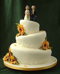 bridal,cake,decorating,own,personal,wedding cake,stencil,DVDs,step by step,guide,help,Lindy Smith