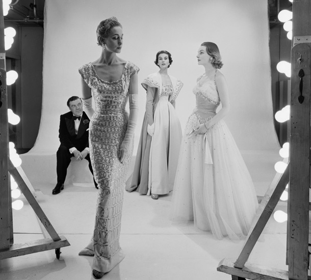 Norman Parkinson, Vogue