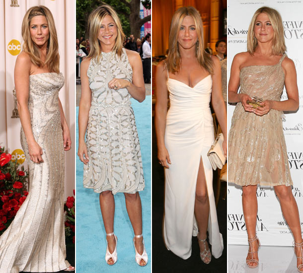 Jennifer Aniston, Valentino