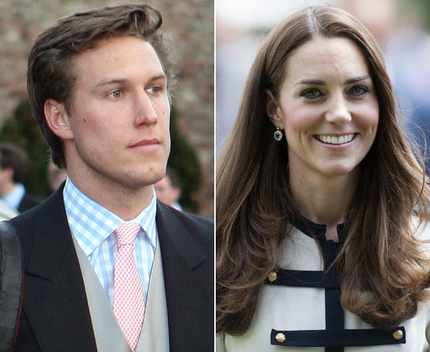 Willem Marx Kate Middleton