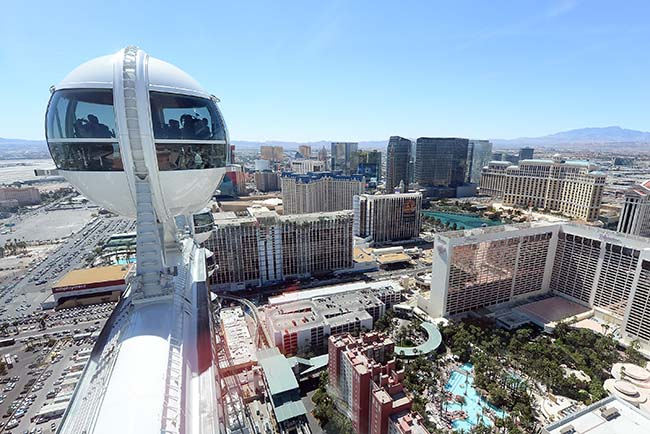 high roller view-