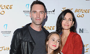 Courteney Cox's daughter Coco is planning her wedding to Johnny McDaid