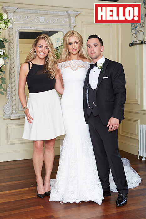 exclusive catherine tyldesley shares more special moments