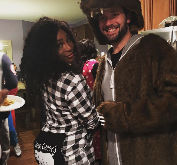 Serena Williams engaged to Alexis Ohanian: see the engagement ring