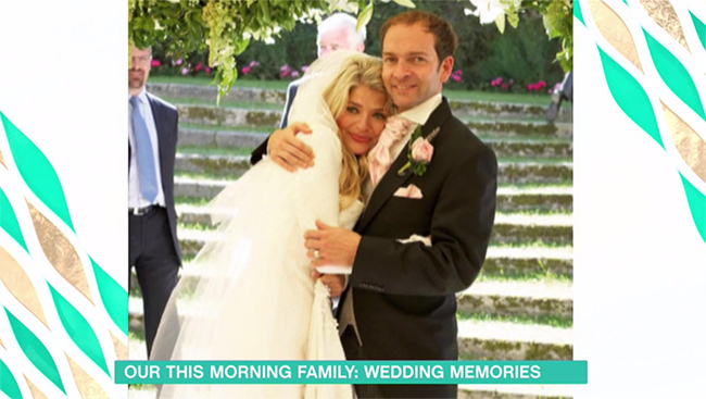 holly-willoughby-wedding-day-husband-dan-baldwin