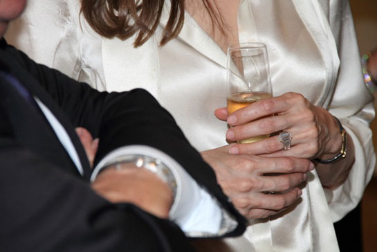 Brad Angelina engagement ring