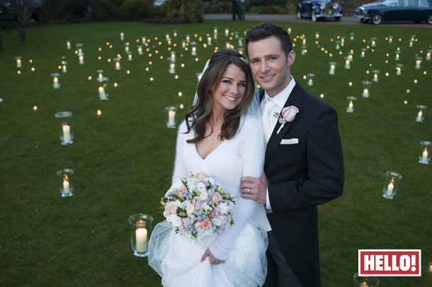 Harry Judd wedding