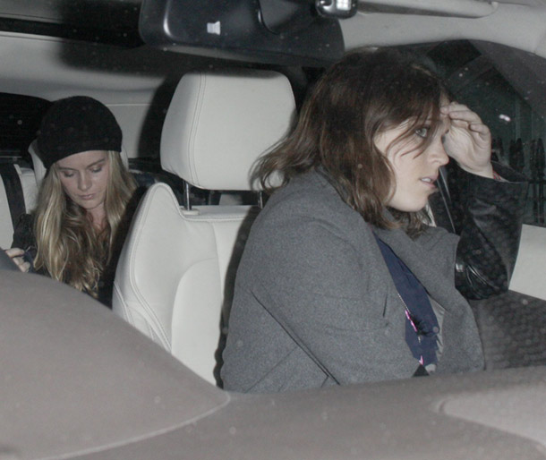 Cressida and Eugenie