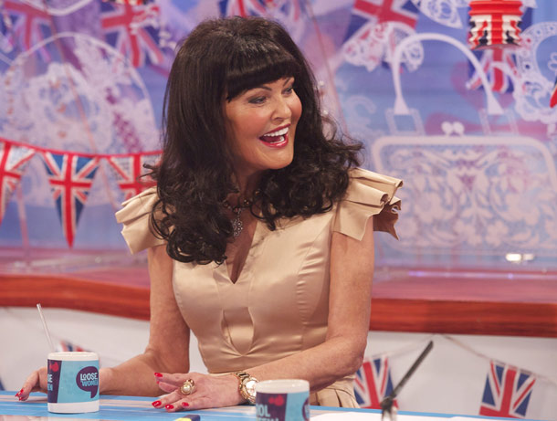 Hilary Devey