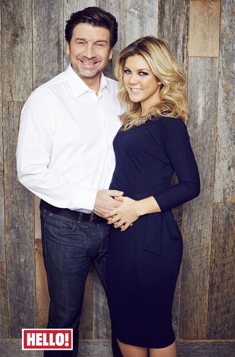 Nick Knowles to become a dad