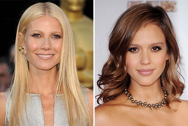 Jessica and Gwyneth