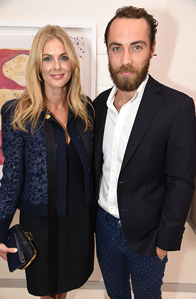 James Middleton Donna Air