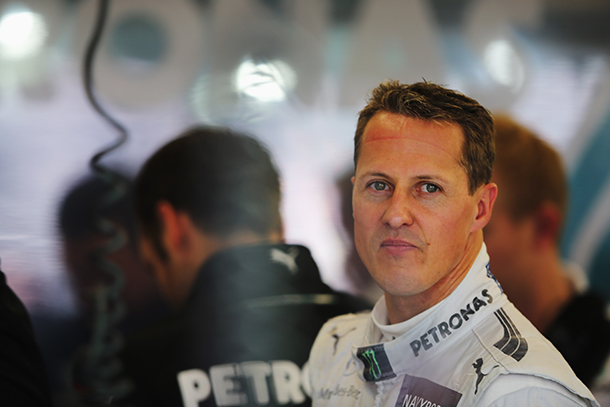 michael schumacher-