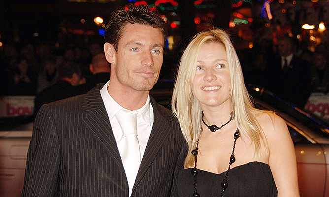 EastEnders star Dean Gaffney and girlfriend of 22 years Sarah Burge split