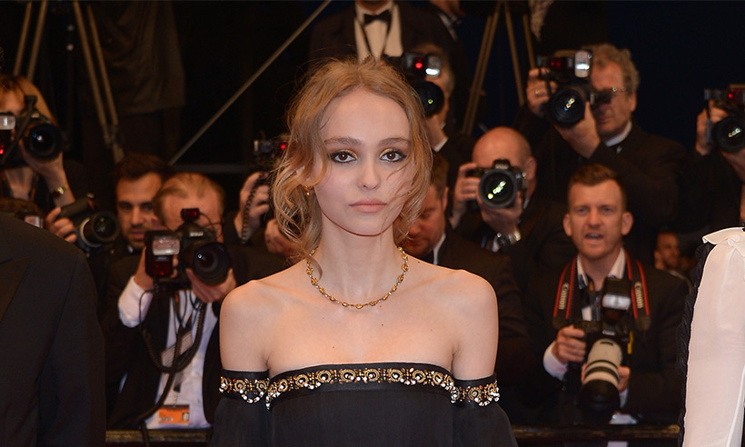 Lily-Rose Depp speaks out to support her dad amid domestic abuse claims