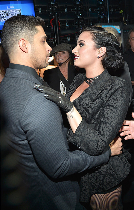 demi lovato and wilmer valderrama split after sixyear