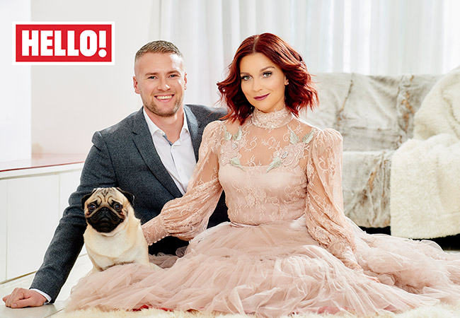 Candice Brown gives interview to HELLO! magazine about winning Bake Off