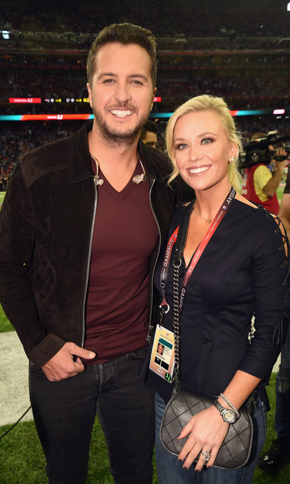Luke bryan suffers another family tragedy as he mourns the for How many kids does luke bryan have