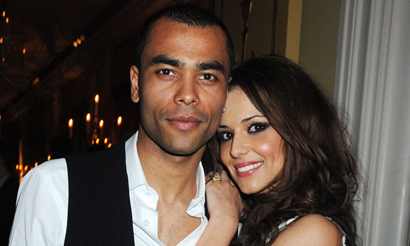cheryl and Ashley cole