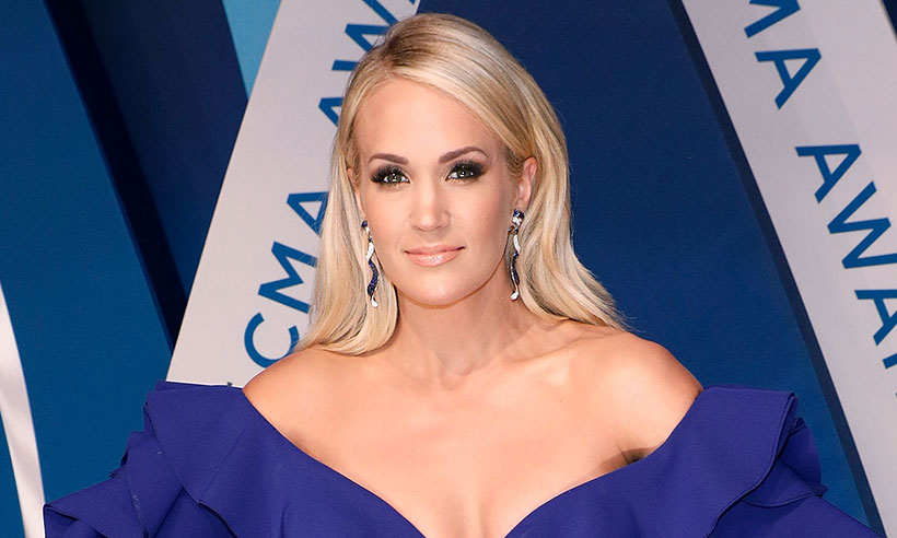 Carrie Underwood Shares New Photo of Her Face 5 Months