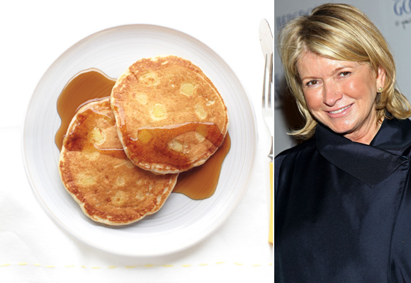 martha stewart pancake day