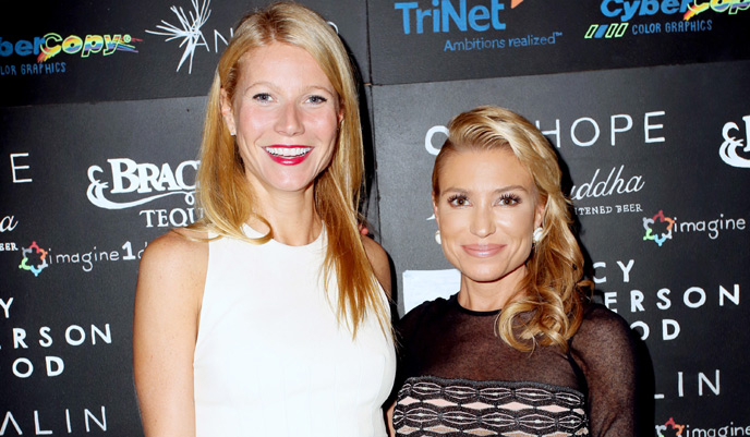 Gwyneth Paltrow and fitness trainer Tracy Anderson launch organic food company