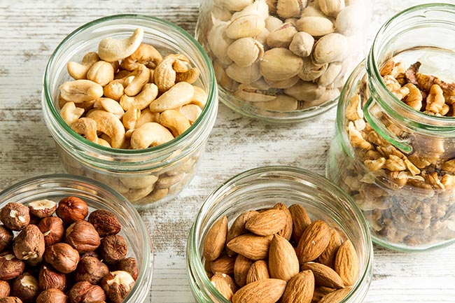 nuts and seeds benefits