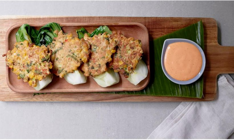 sweetcorn-fritters
