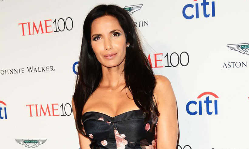Padma Lakshmi: 'I consume 8,000 calories per day'