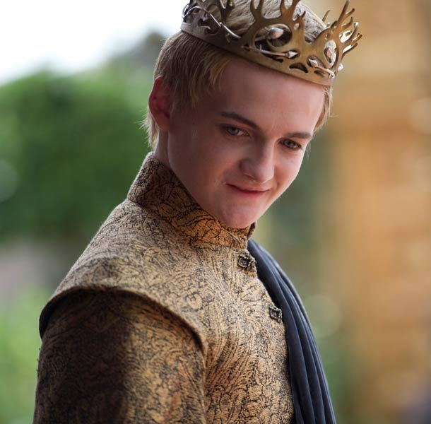 King Joffrey game of thrones