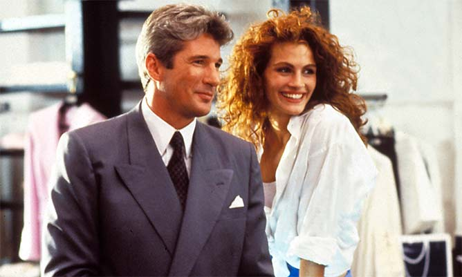 Julia Roberts and Pretty Woman cast reveals on set secrets at 25-year reunion