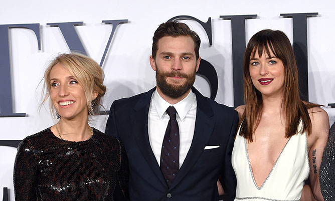 Sam Taylor-Johnson quits Fifty Shades of Grey franchise