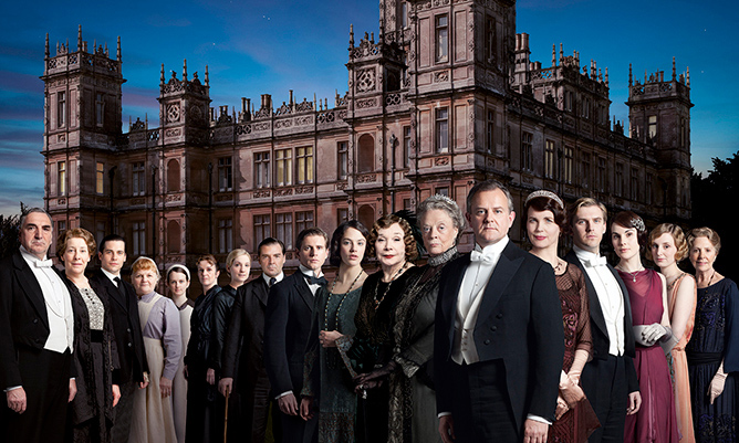 Downton Abbey to end after season six