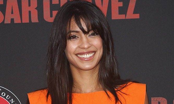 Stephanie Sigman gushes over her 'sexy' James Bond co-star Daniel Craig