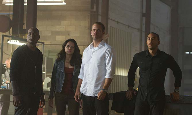 Fast and Furious 7 becomes quickest film to take $1billion at box office