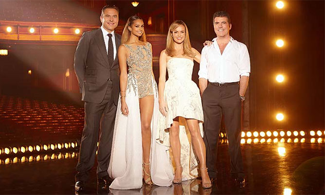 Britain's Got Talent becomes top TV programme of 2015