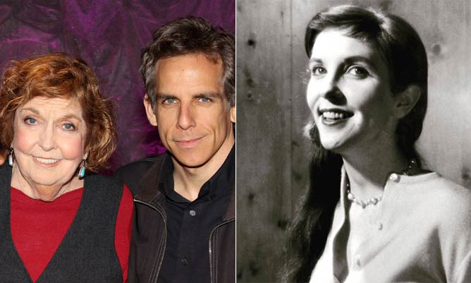 Ben Stiller pays tribute to late mother Anne Meara: 'an extraordinary person'