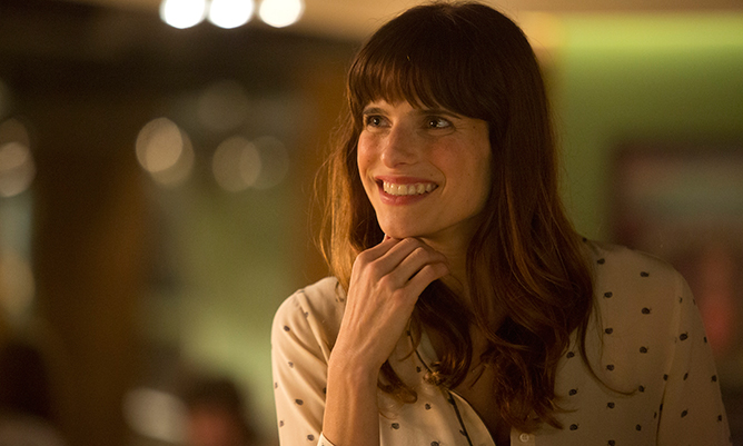 Lake Bell and other strong female heroines in film