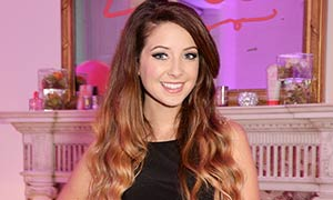 Youtube blogger Zoella has denied reports she will host The Xtra Factor