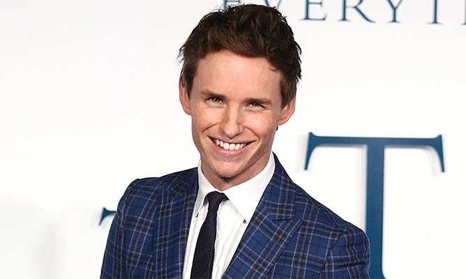 Eddie Redmayne joins Harry Potter world, will star as Newt Scamander in Fantastic Beasts