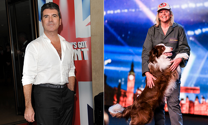 Simon Cowell defends BGT winner Jules O'Dwyer: 'She didn't do anything wrong'