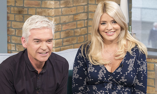 Holly Willoughby's return to This Morning confirmed