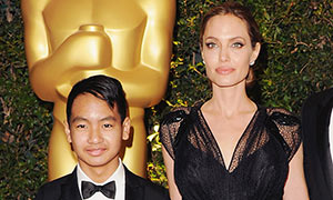 Angelina Jolie to work with son Maddox in new film