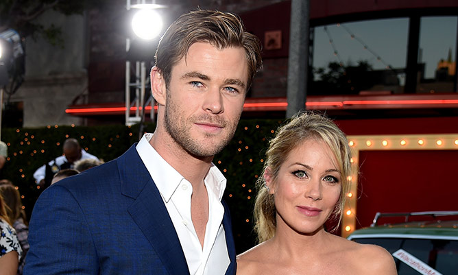 Christina Applegate talks hilarious new film with Chris Hemsworth: watch video