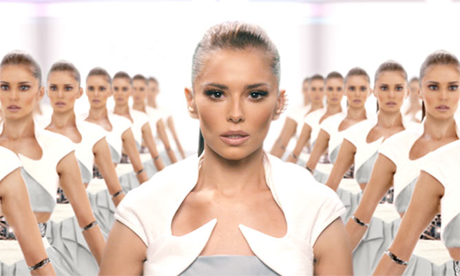 X Factor 2015: Cheryl is cloned in first teaser for the new series