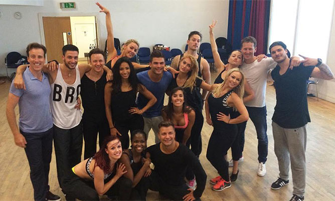 Strictly Come Dancing rehearsals begin ahead of new series
