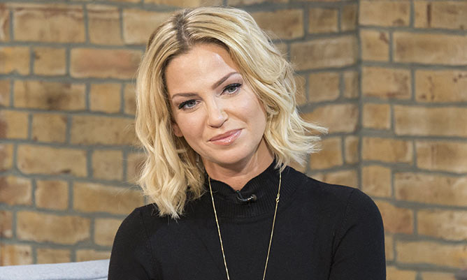 Sarah Harding on Coronation Street: 'It was a big learning curve'