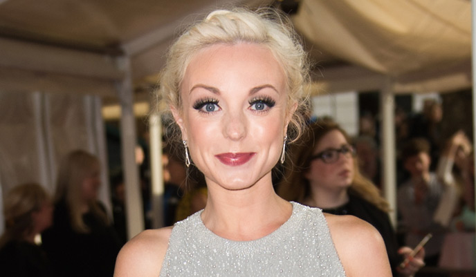 Helen George joins Strictly Come Dancing line-up