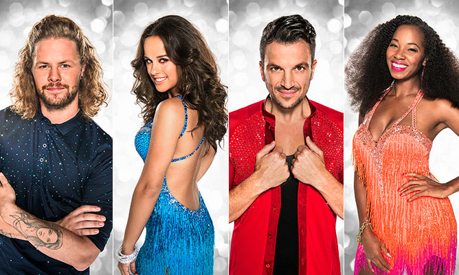 Strictly Come Dancing: Official photos of the full line-up revealed