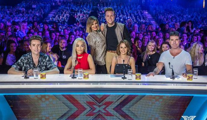 Simon Cowell to mentor over-25s as X Factor categories confirmed
